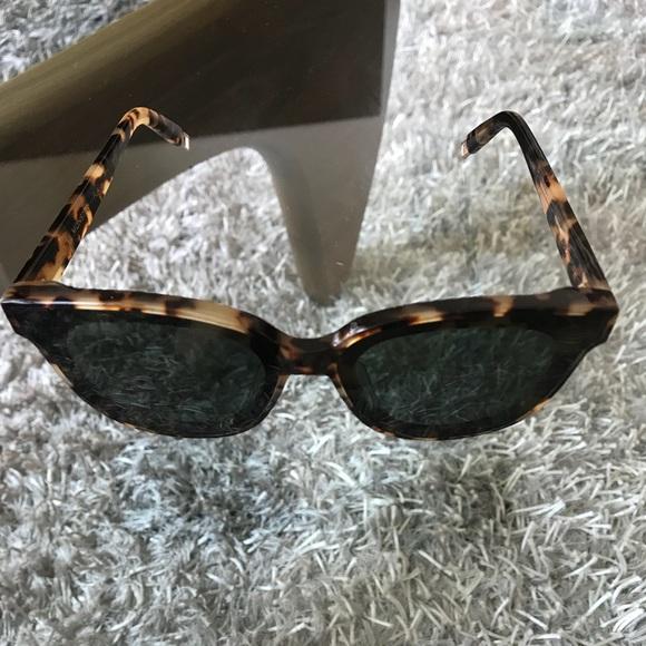 916d8c19a7d Gentle Monster Accessories - Gentle Monster Sunglasses  In Scarlet
